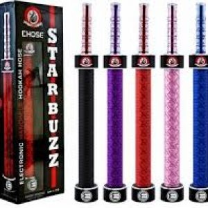 Starbuzz E-Hose Elektronisch Hookah met Cartridges